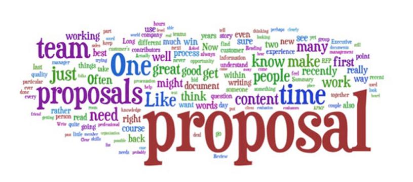 Marketing research proposal writing help