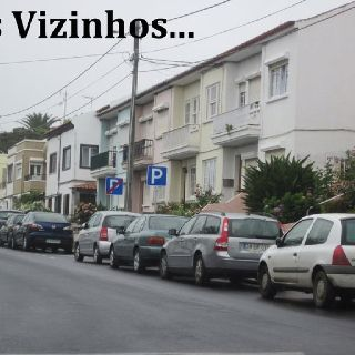 My street in Angra