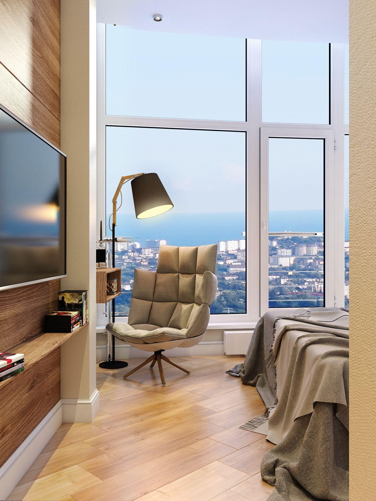 4 Duplex Lofts With Massive Windows Home Designs Inspirations