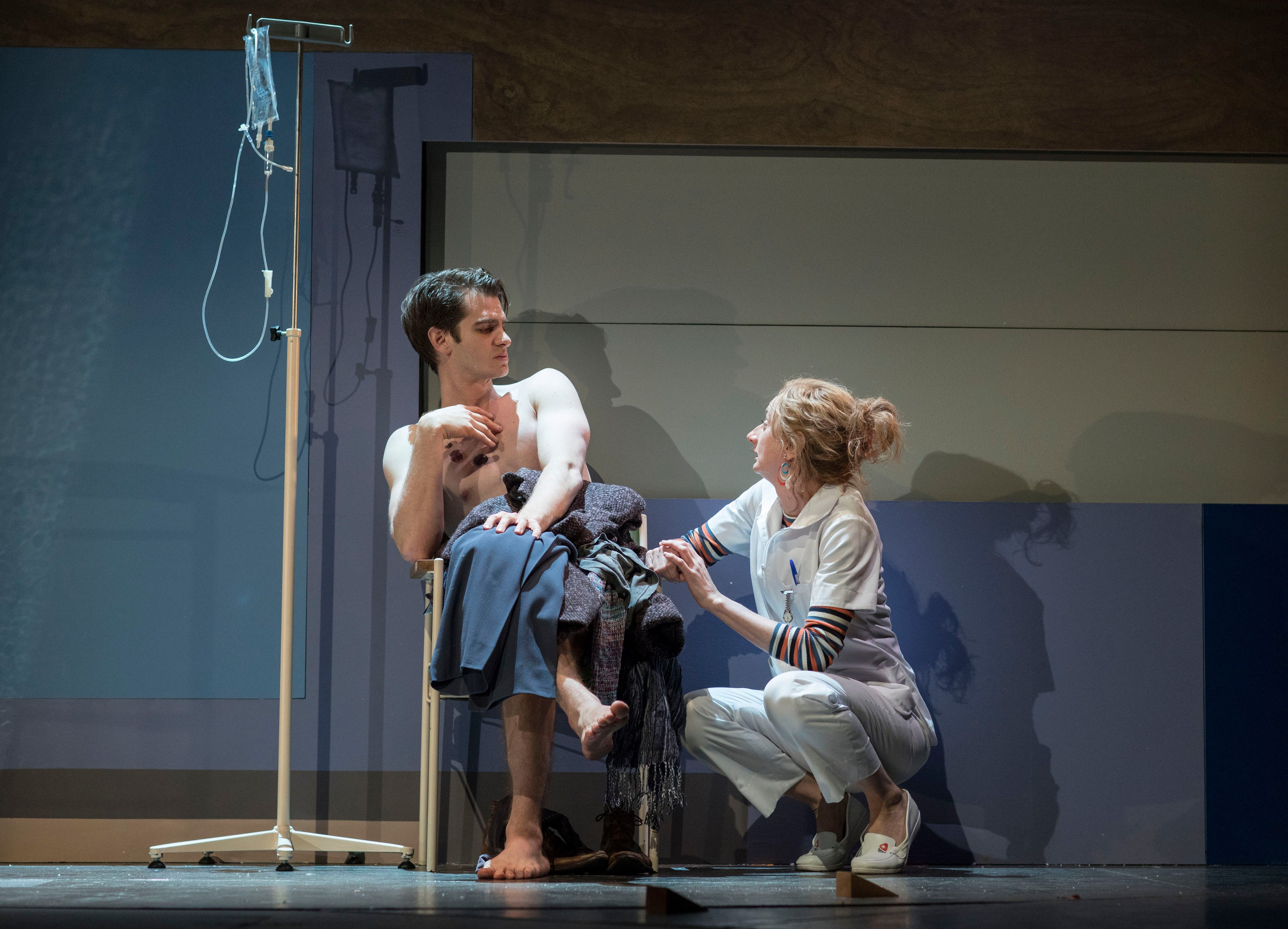 Angels In America At The National Theatre In Pictures National