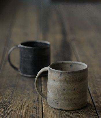 I D Love Drinking From These Each Morning Such Simple Organic Beauty And Function Love It With Images Pottery Cups Ceramic Mugs Pottery Mugs