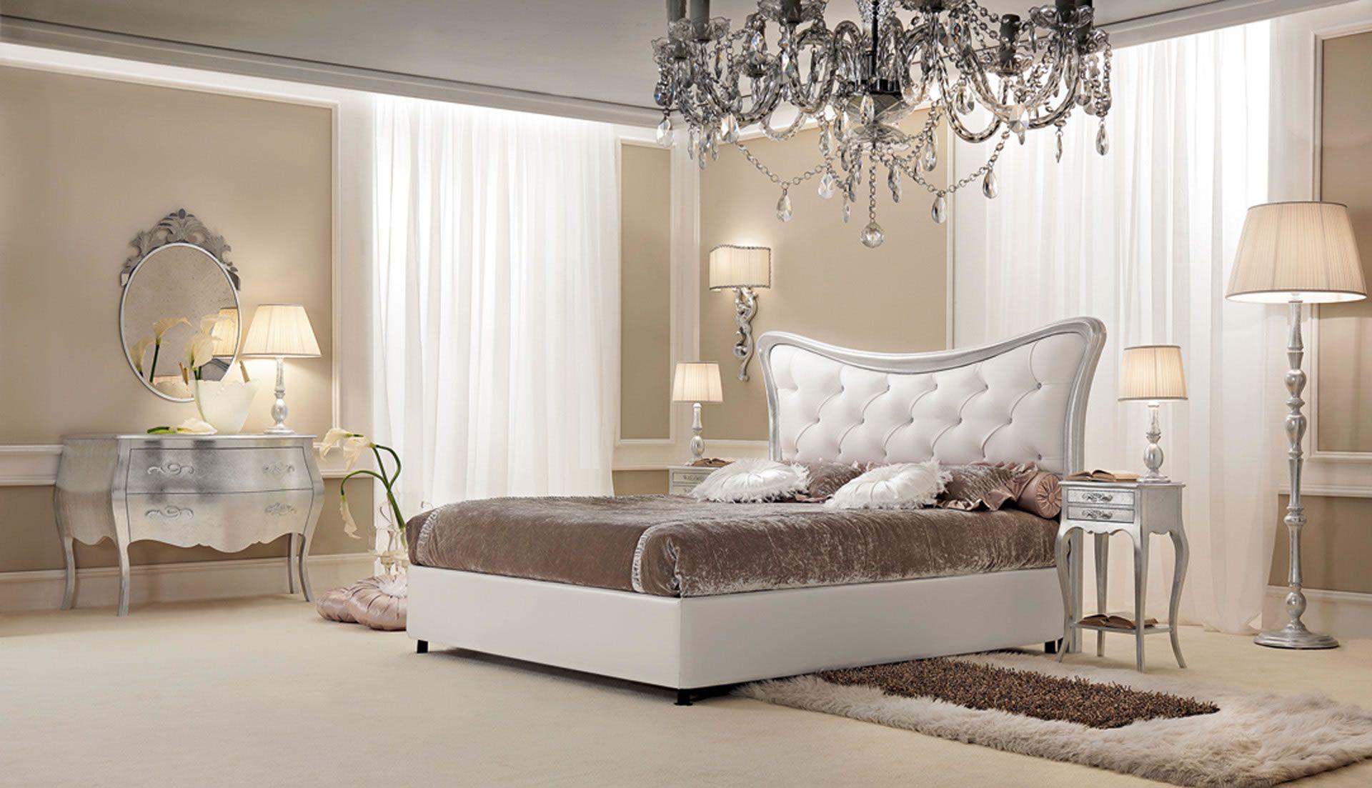 Camera Da Letto Modello Glamour : Mobili di lusso glamour zona notte gotha luxury appartamento