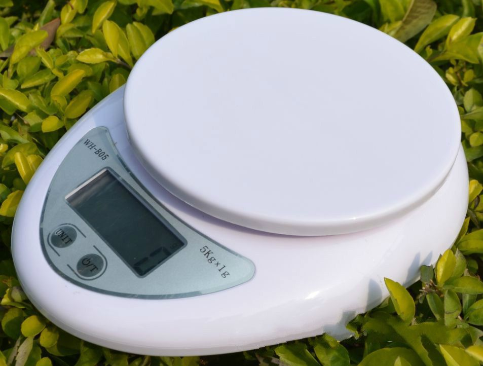 Accurate Digital Scale 5KG / 1G Household Kitchen Cooking