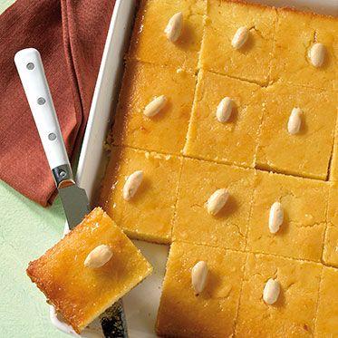 Syrischer Zitronenkuchen Rezept Küchengötter (Arabic Sweet - syrische küche rezepte