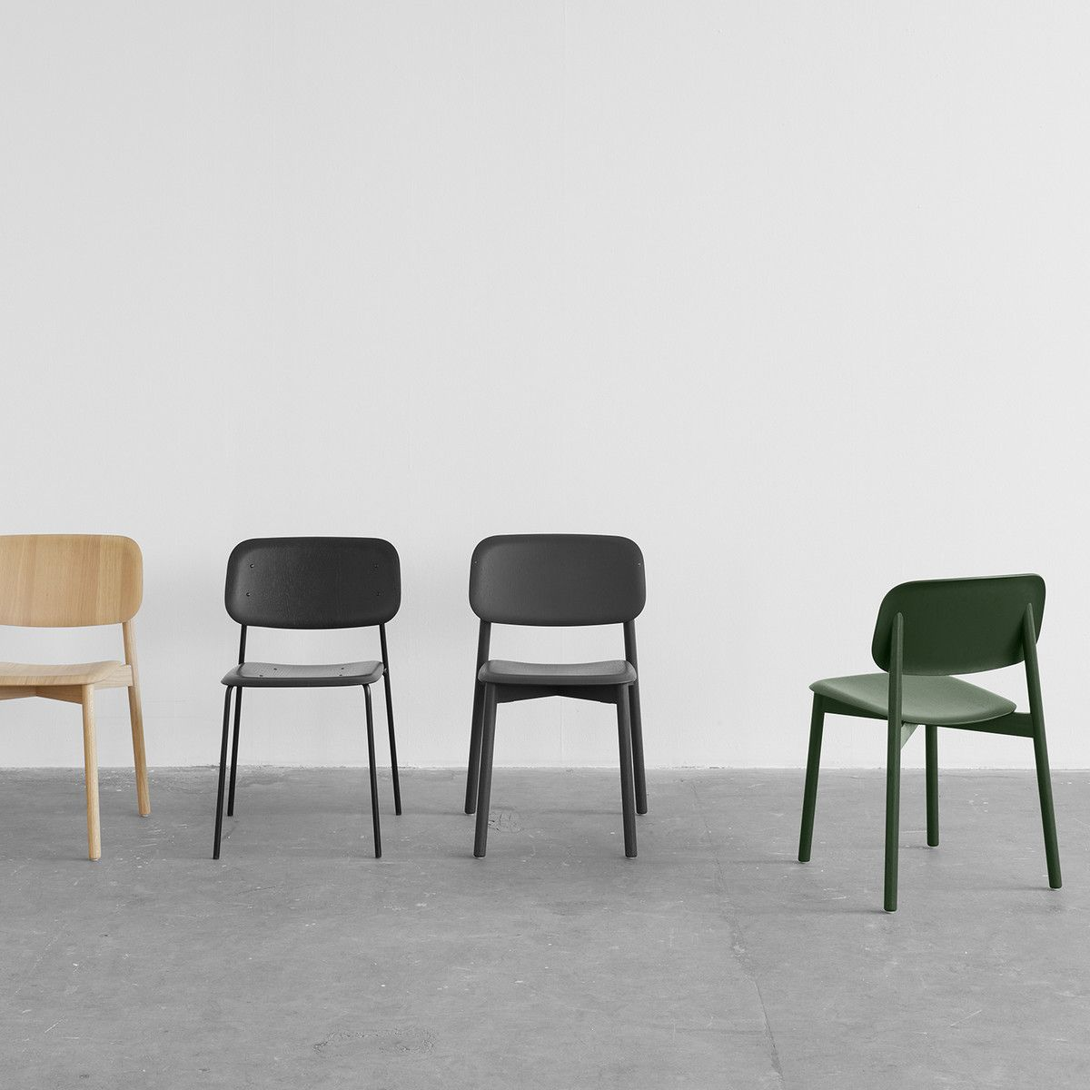 Buy The Soft Edge Chair By Hay In Our Shop Esszimmerstuhl Moderne Stühle Möbeldesign