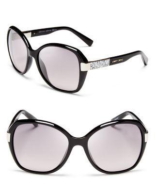 Jimmy Choo Alana Sunglasses, 57mm   bloomingdales.com   Sunglasses ... 36af123667