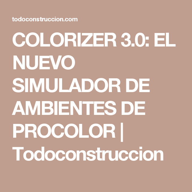 colorizer 3.0 procolor
