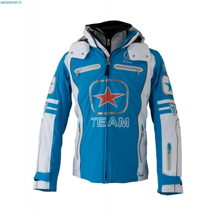 c047a49721 Bogner Men Team T Jacket 12 Glacier   Ski jackets for men in 2019