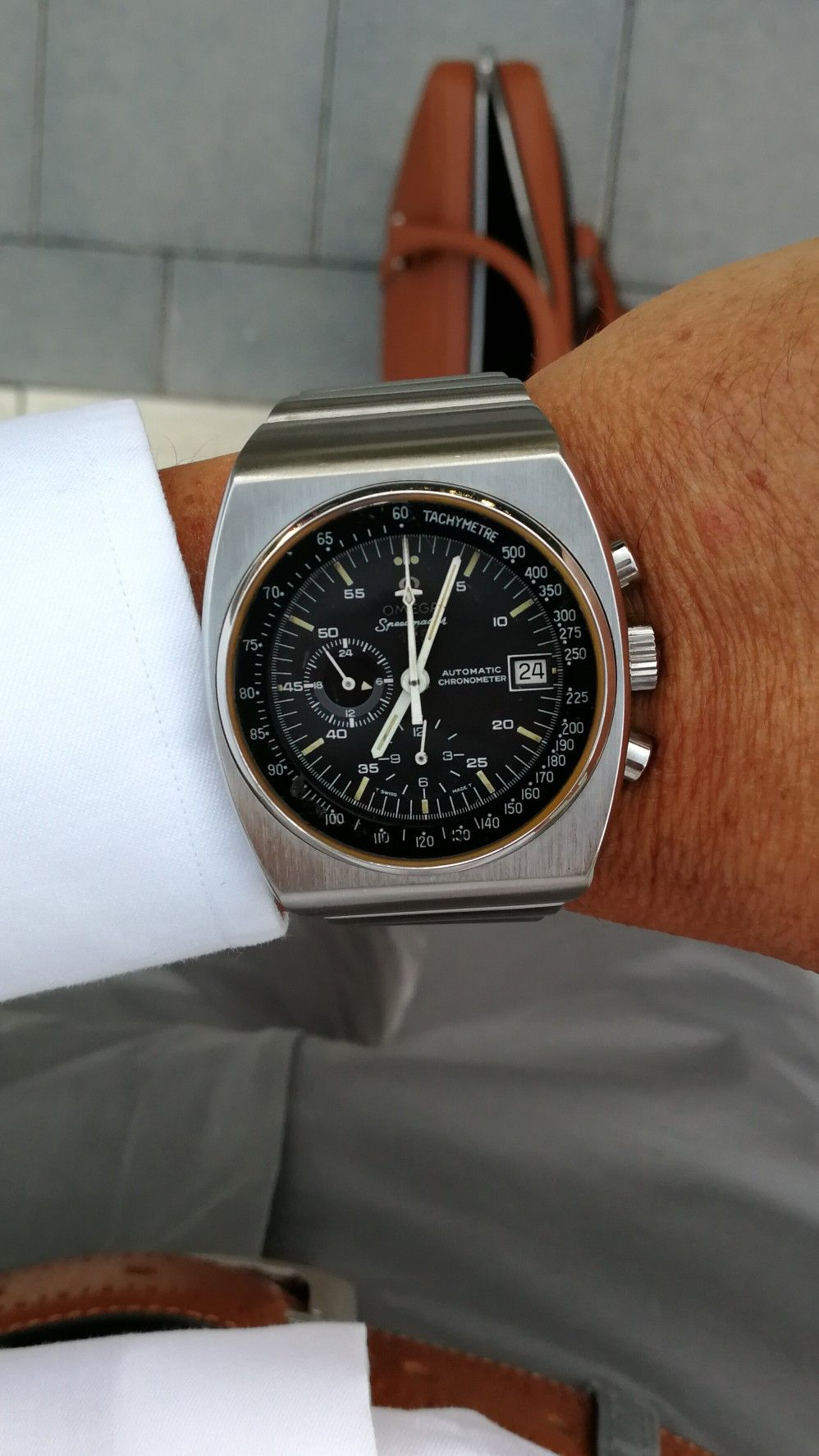 Iconic Omega Speedmaster 125 | Vintage watches, Watches for men ...