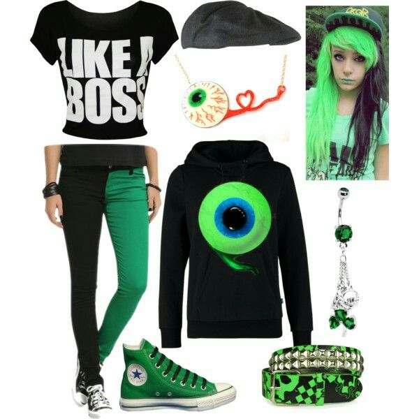 Jacksepticeye Outfit Clothes Pinterest Unique Emo