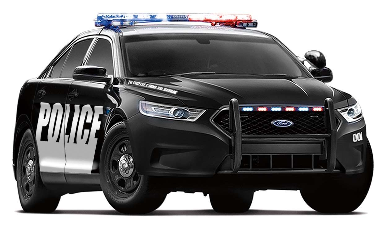 Ford Taurus Coolest Police Car 3 Ford Police Police Cars