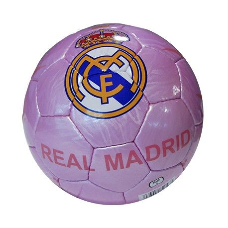 Balon Real Madrid Grande Rosa