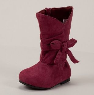 Totsy: Cute Toddler Girls Boots Under $15! | Toddler girls ...