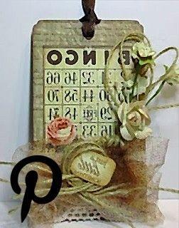Love this vintage tag Love this vintage tag