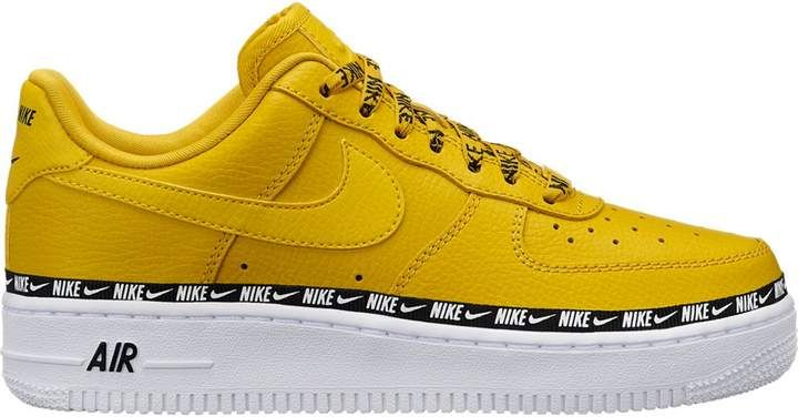 Nike Force 1 Low Overbranding Bright Citron (W) | Products