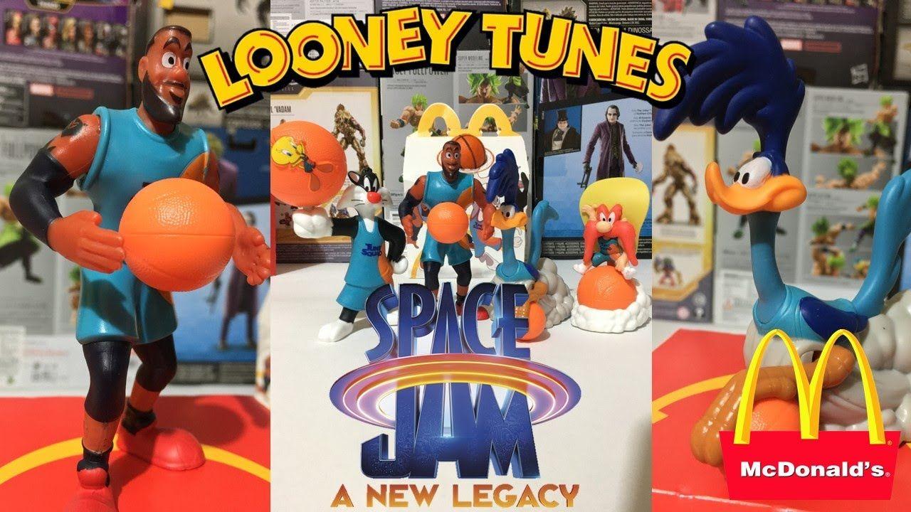 Space Jam 2 Cajita Feliz De Mcdonal S Parte 2 Looney Tunes
