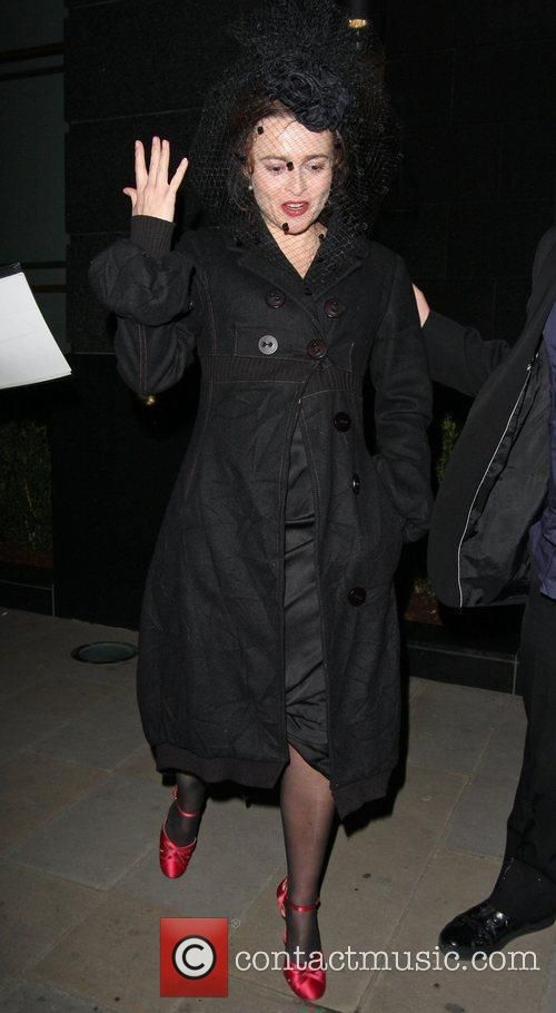 Helena Bonham Carter and Embassy Night Club 8