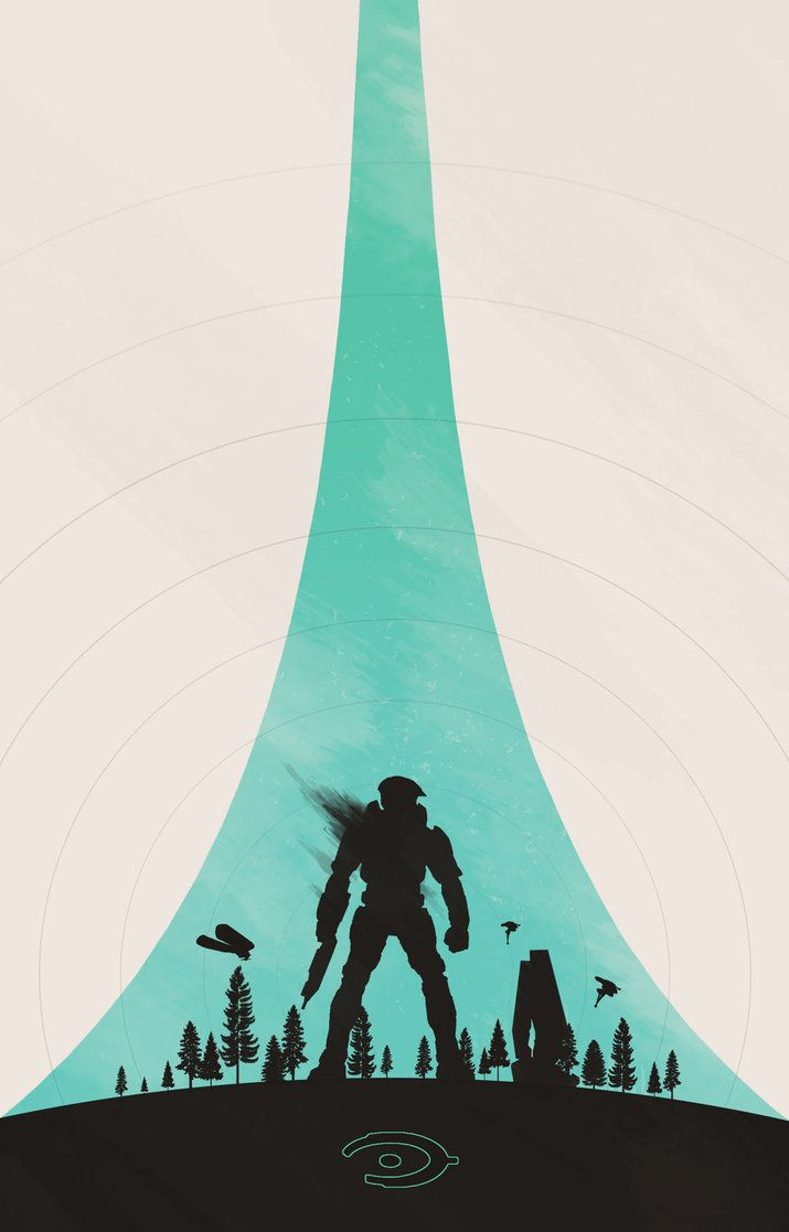 Halo Combat Evolved Anniversary By Noble 6 Deviantart Com On Deviantart Halo Poster Halo Combat Evolved Halo Tattoo
