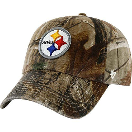 Pittsburgh Steelers Camouflage hats