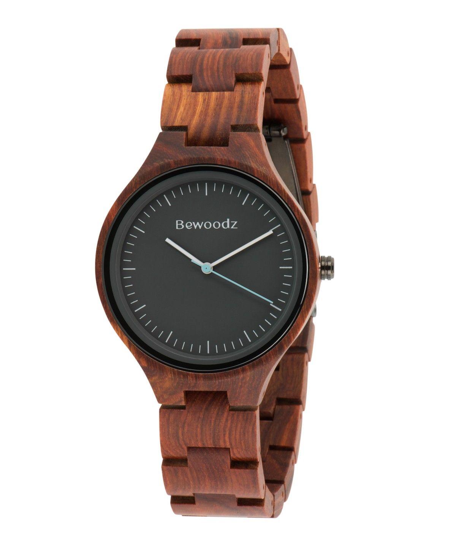 holzuhr herren - männer holzuhr - armbanduhr aus holz | holzuhren, Moderne