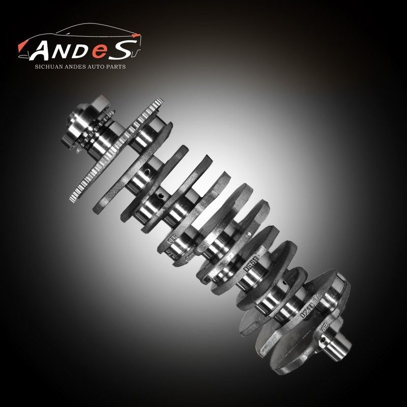 Pin On Custom Forged Cast Billet Crankshaft