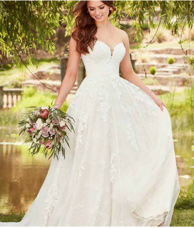 2752 By Essense Of Australia Available At Emily Bridalwear