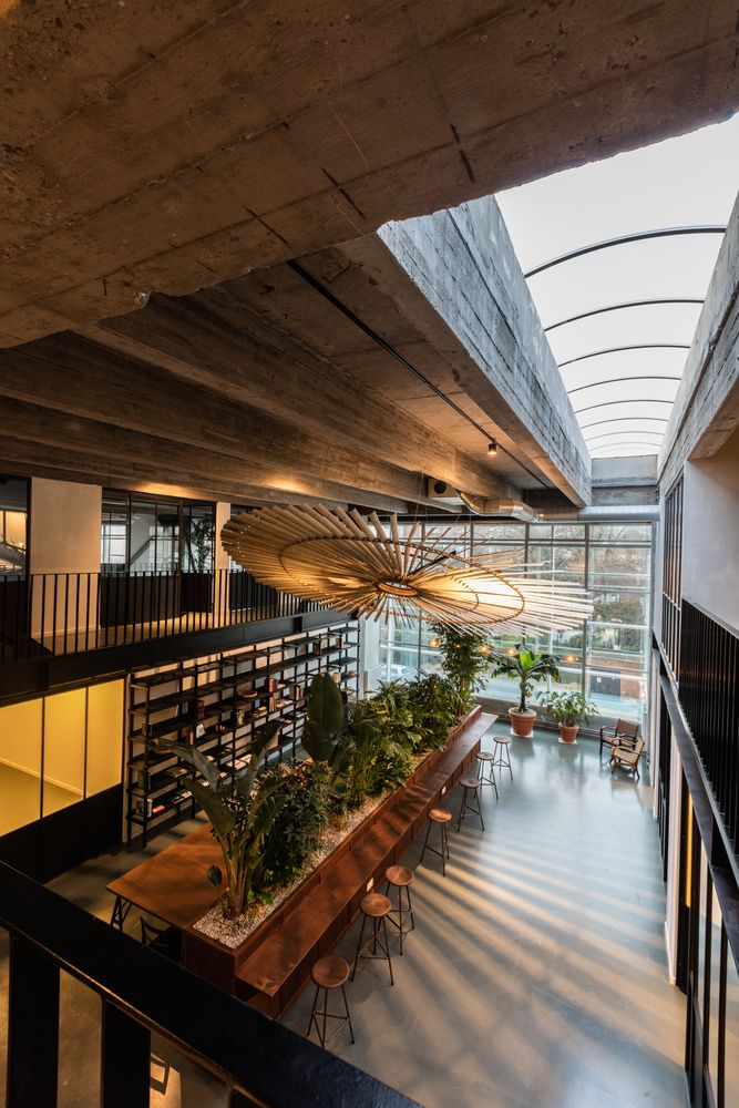 Gallery of Fosbury & Sons Co-Work / GOING EAST - 21