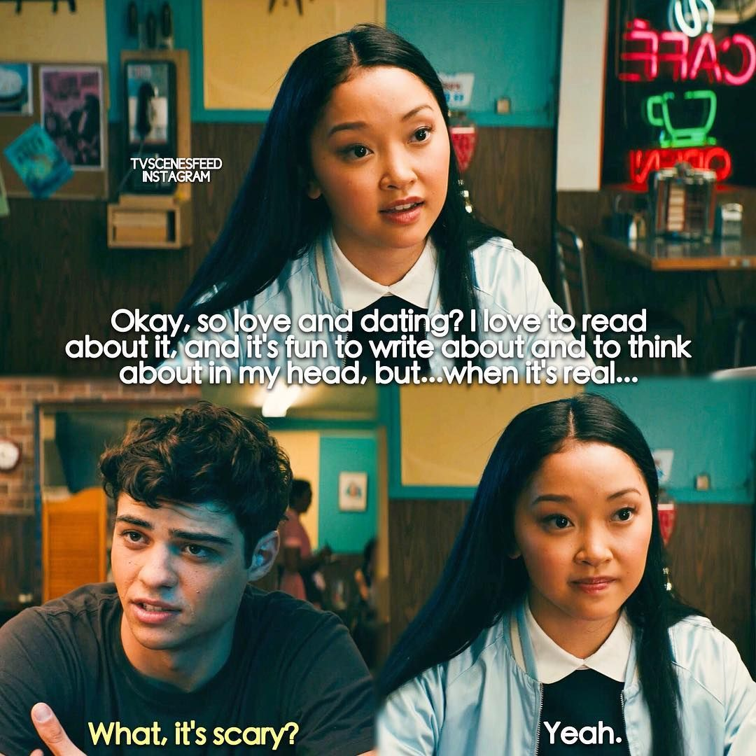 To All The Boys I Ve Loved Before What Is Your Favorite Scene In