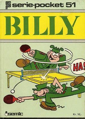 """Serie-pocket 51 Billy"" av Mort Walker"