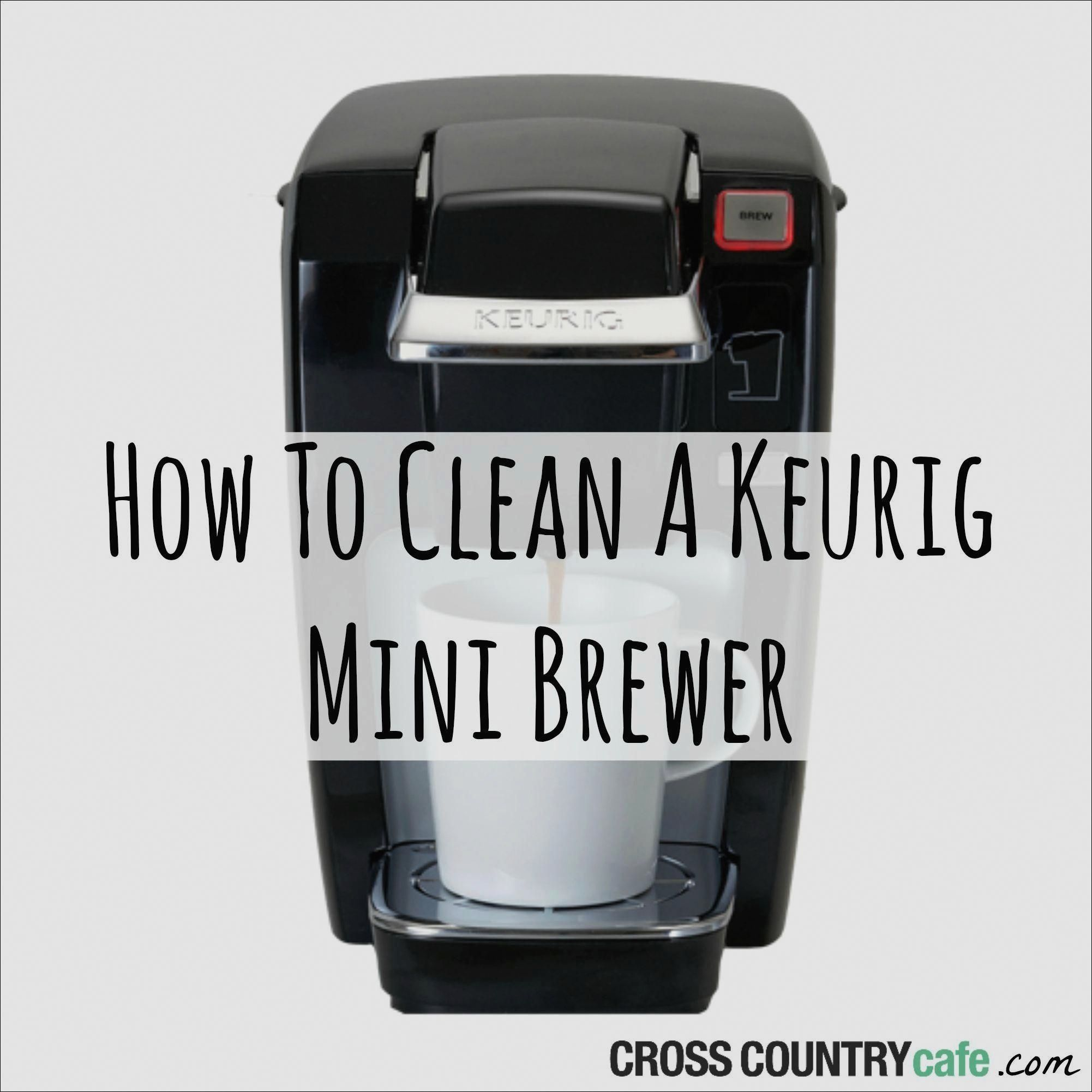 32 Daily Cleaning Routine Tips Keurig Mini Cleaning Hacks House Cleaning Tips