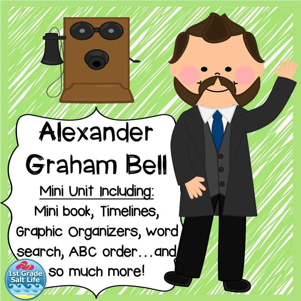 use this word search puzzle as a supplement to a unit on the all about alexander graham bell