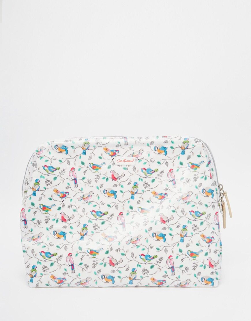 Cath Kidston Frame Toiletry Bag - Little Birds