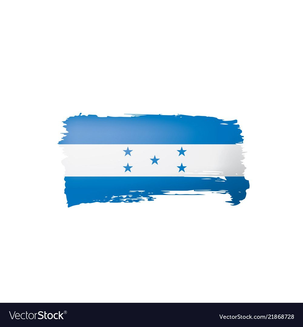 Honduras Flag On A White Royalty Free Vector Image Sponsored White Flag Honduras Royalty Vector Free Free Vector Images Business Advertising Design