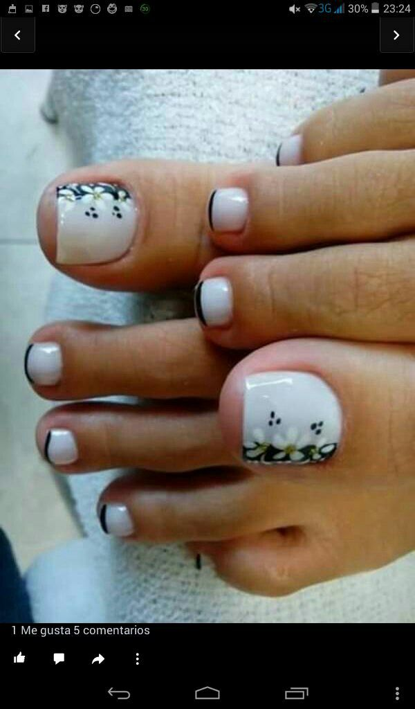 Pin By Rumiko Wald On Nails Design Pinterest Pedicures Pedi And