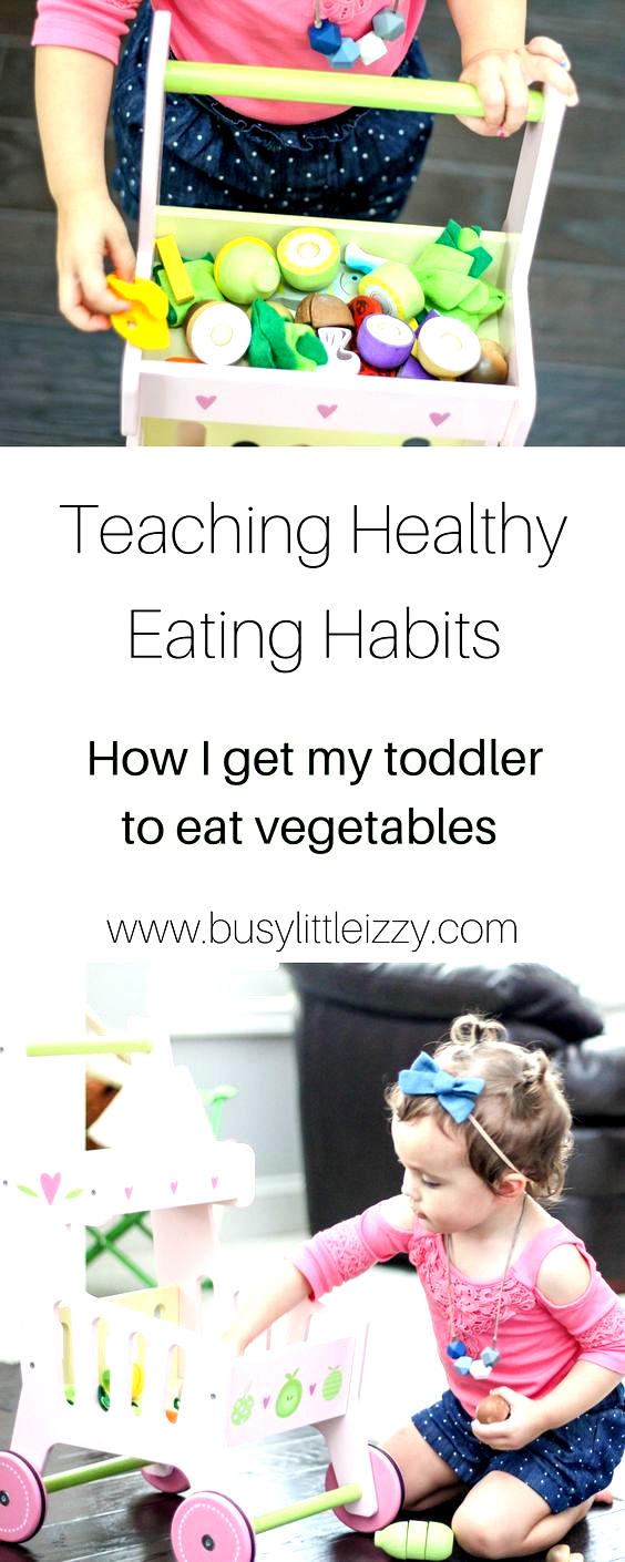 Teaching Healthy Eating Habits for toddlers  Getting kids to eat healthy food and vegetables  Educational Toys  Educational Play  Wooden Toys