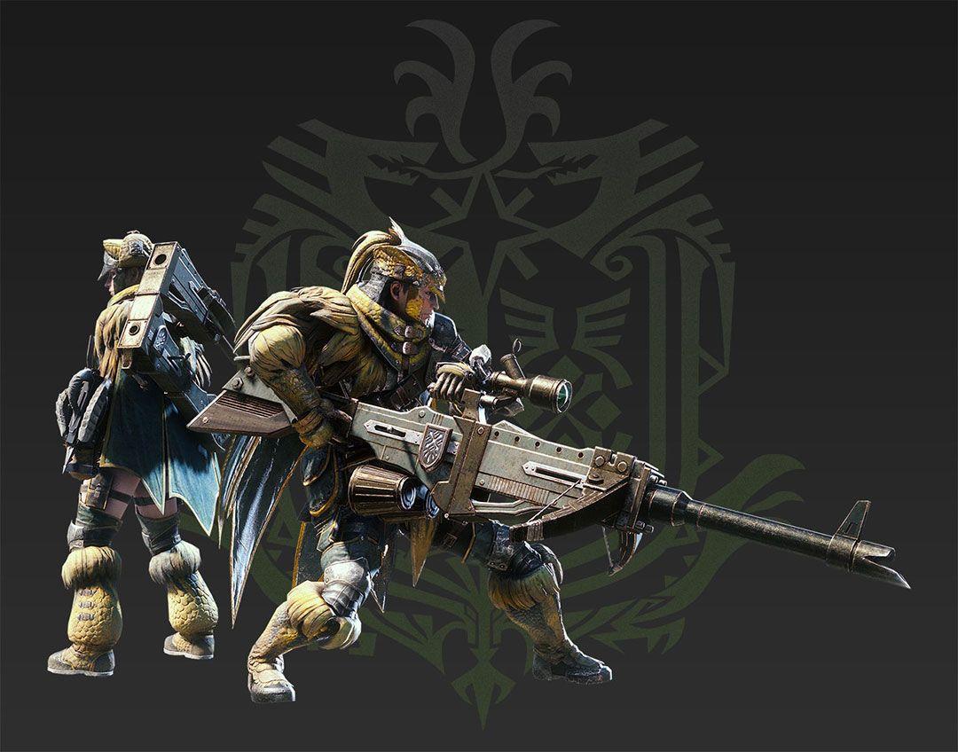Image result for Monster Hunter World armor Monster