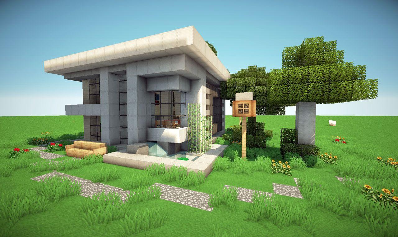 Modern Neighborhood On World Of Keralis Minecraft Project