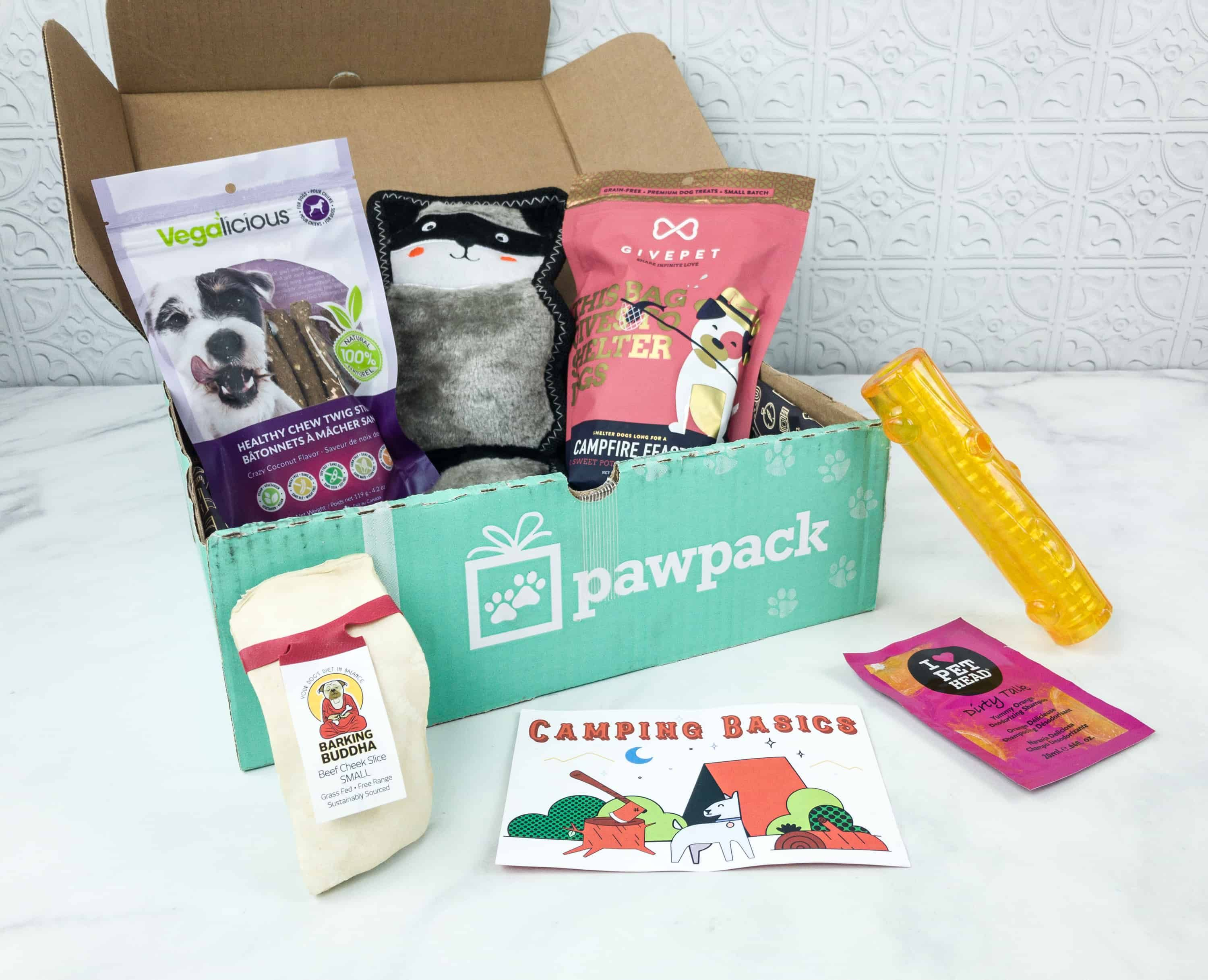 Petbox Subscription Boxes Dog Toys Coupons