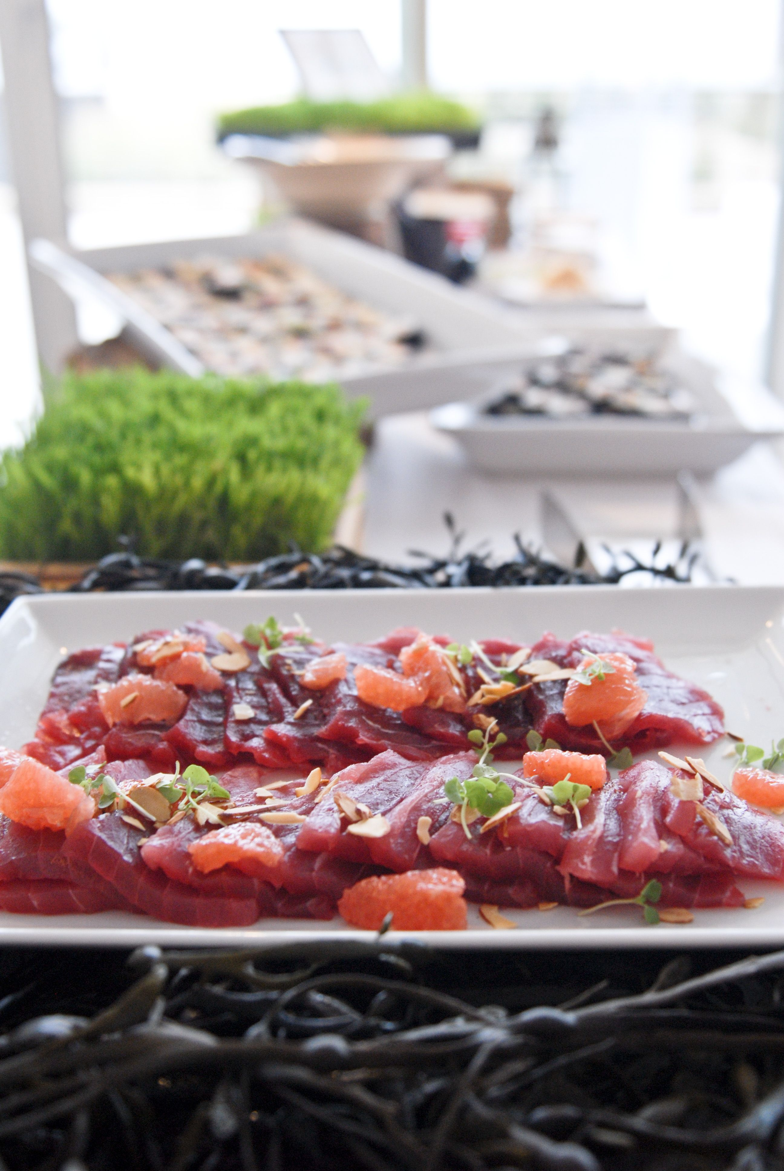 Seafood Station Event Catering Premium Food Corporate Catering
