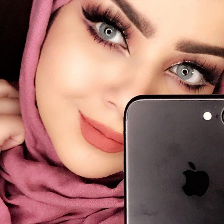 Pin On Hijab Makeup
