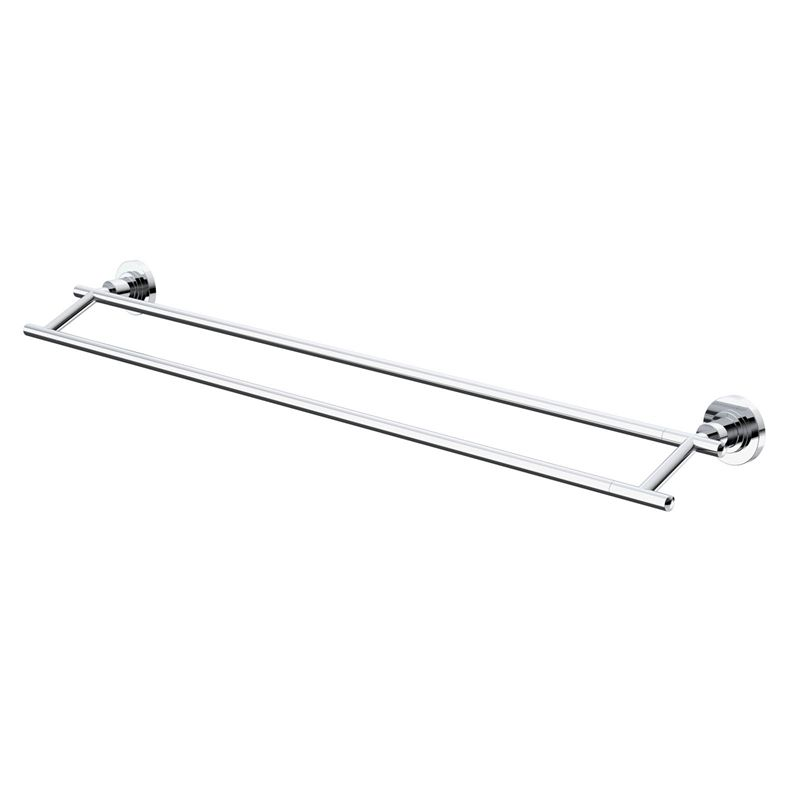 Find Caroma 761mm Chrome Metro Double Towel Rail at Bunnings