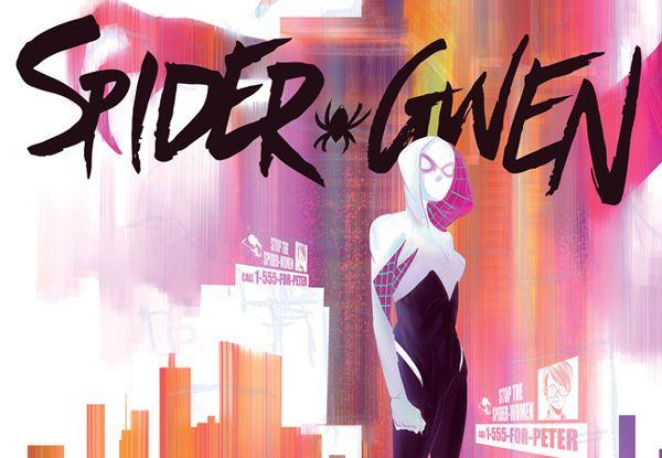 Marvel Press Release:  Spider-Gwen #1 - http://www.eatyourcomics.com/2015/06/24/marvel-press-release-spider-gwen-1/  #Comics, #Marvel