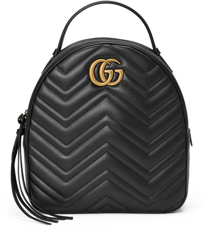 GG Marmont quilted leather backpack  0aa0cbefc946a