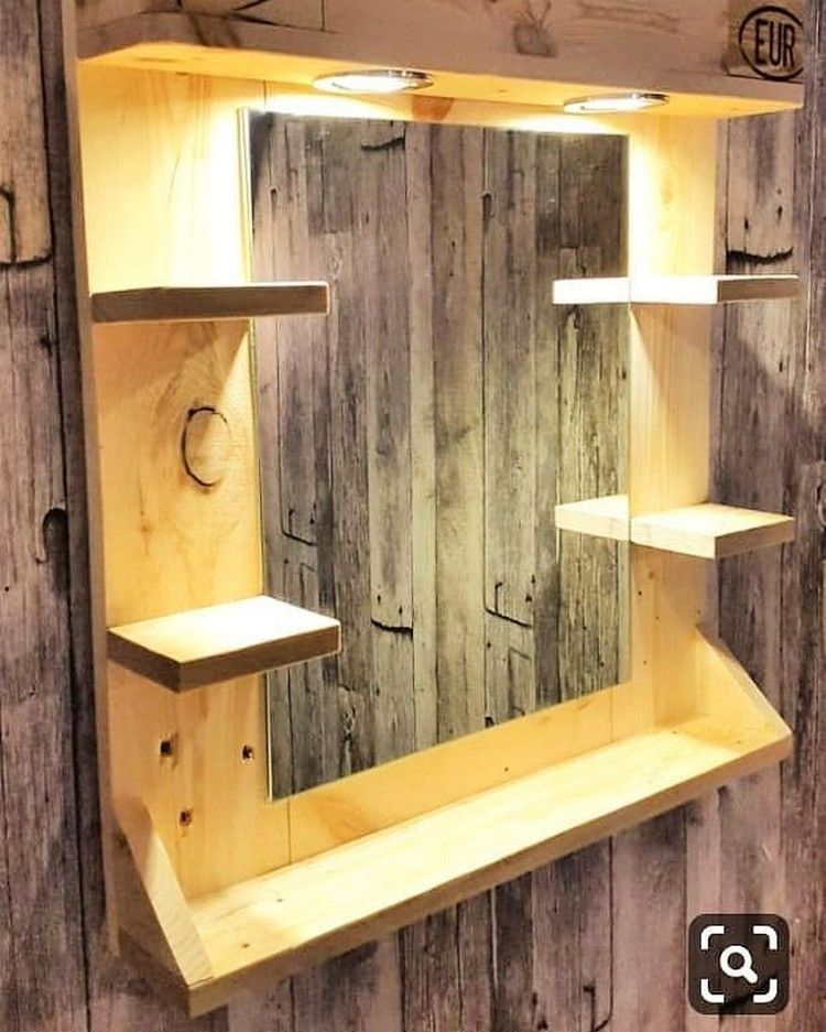 New Fresh And Fabulous Pallet Tips Ideas Wooden Pallet Projects Pallet Wood Shelves Pallet Decor