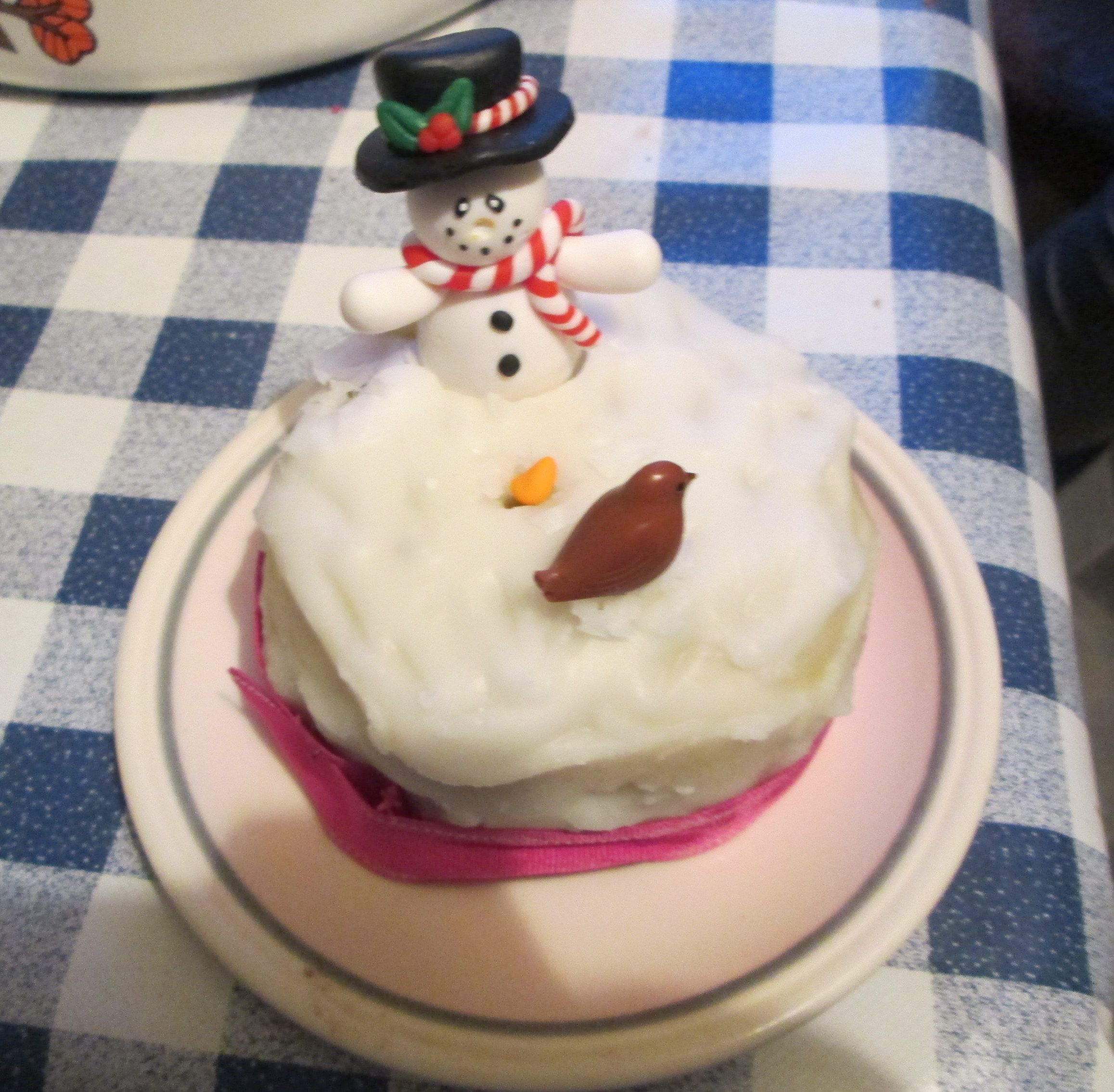 How to Make a Christmas Cake From Scratch | Cake baking, Irish ...