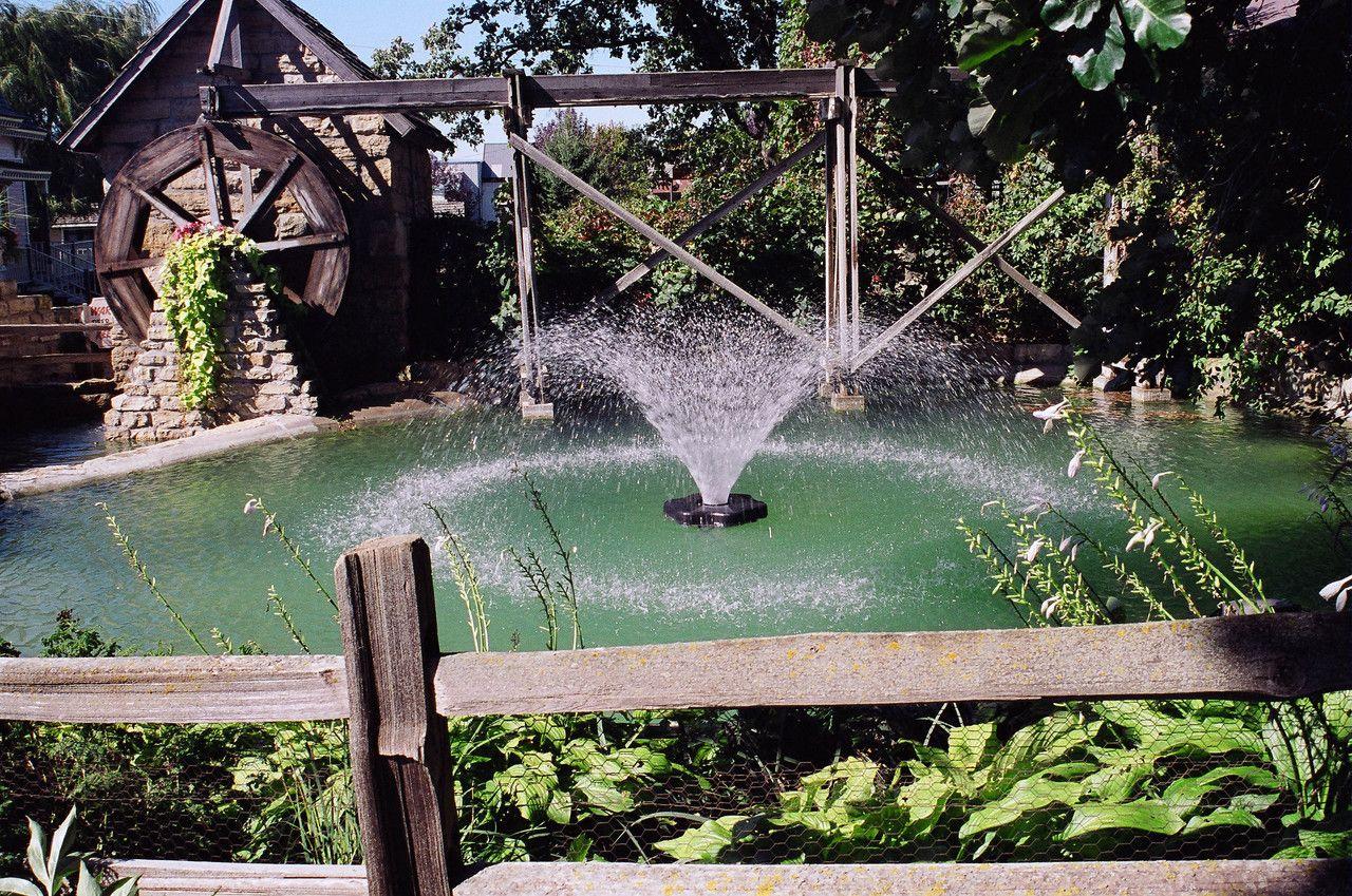 Kasco VFX Fountain Aerator Pond fountains, Water gardens