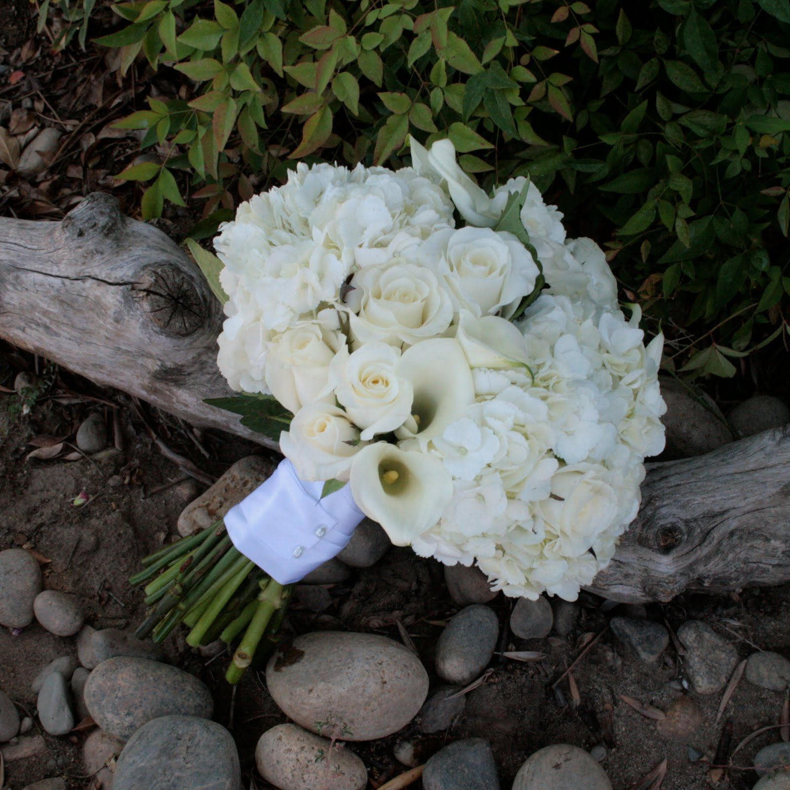 White Hydrangea And White Rose Bouquets For Weddings Bouquets With White Stock White Sunflower Wedding Bouquet White Rose Bouquet Stock Wedding Bouquet