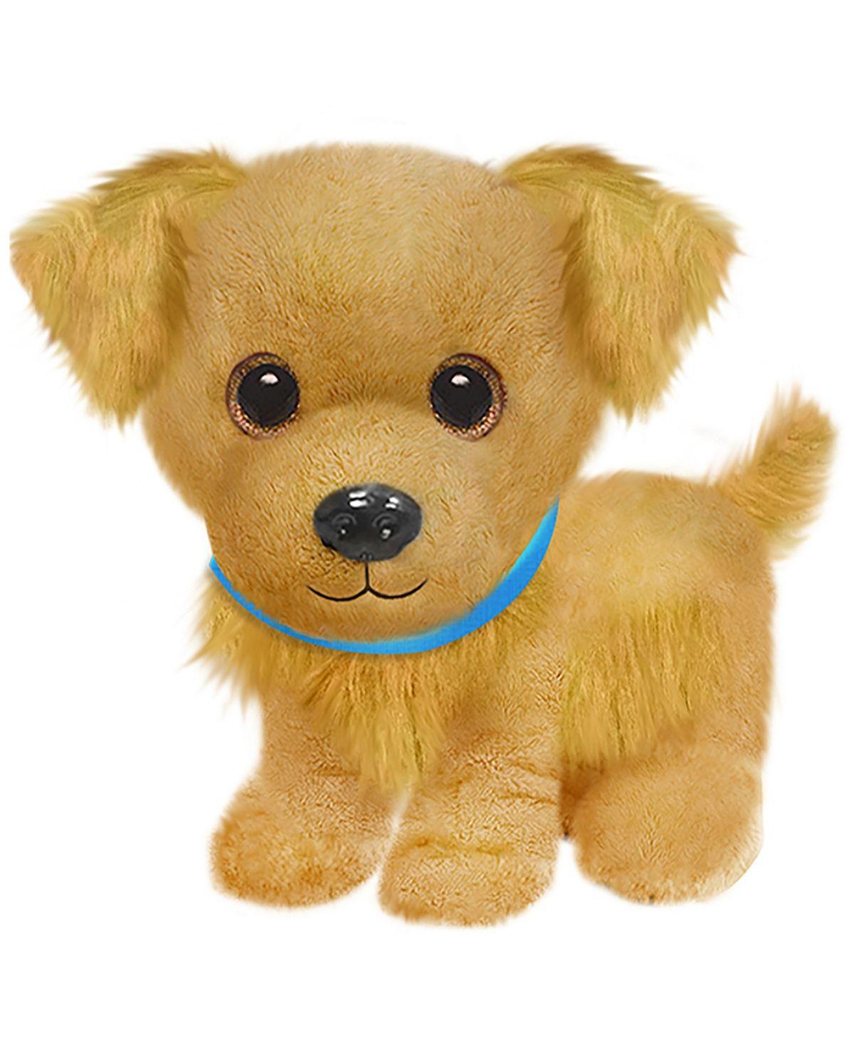 First and main wuffles golden retriever plush dog 7