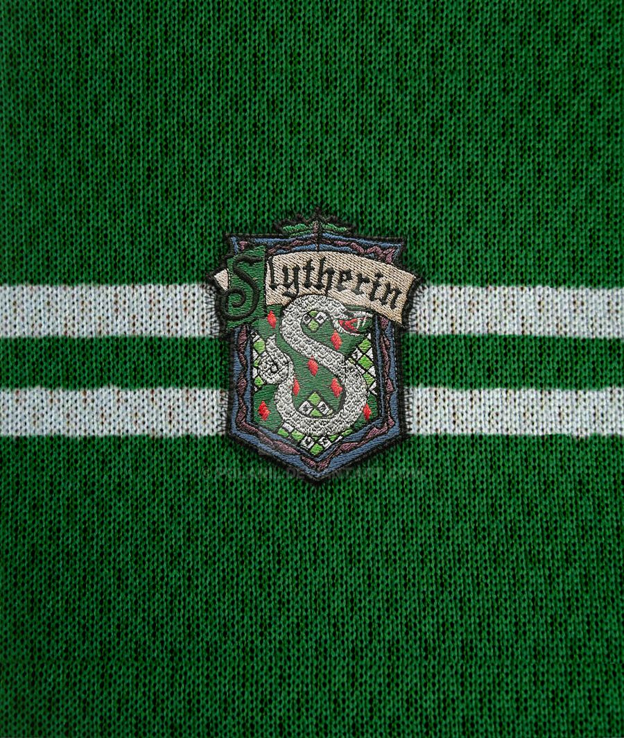 Slytherin phone wallpaper by on