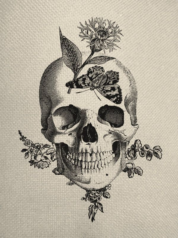 original tattoo skulls - photo #16